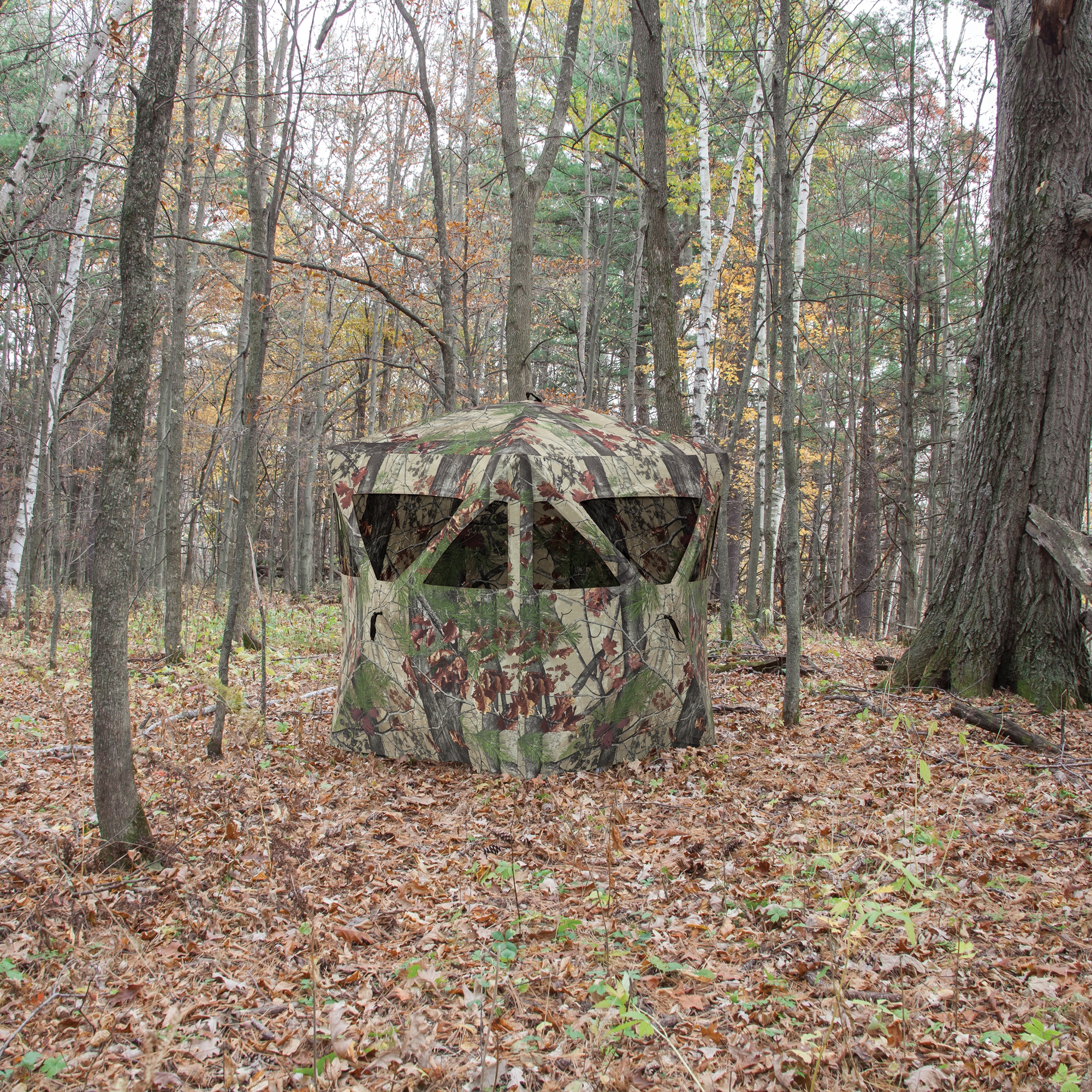 blinds ground concealment tips blind pin success for hunting