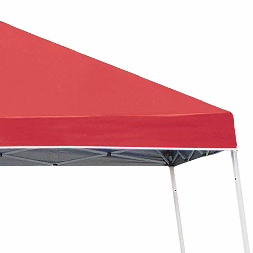 Z Shade 10 X Angled Leg Instant Canopy Tent Portable Shelter Red