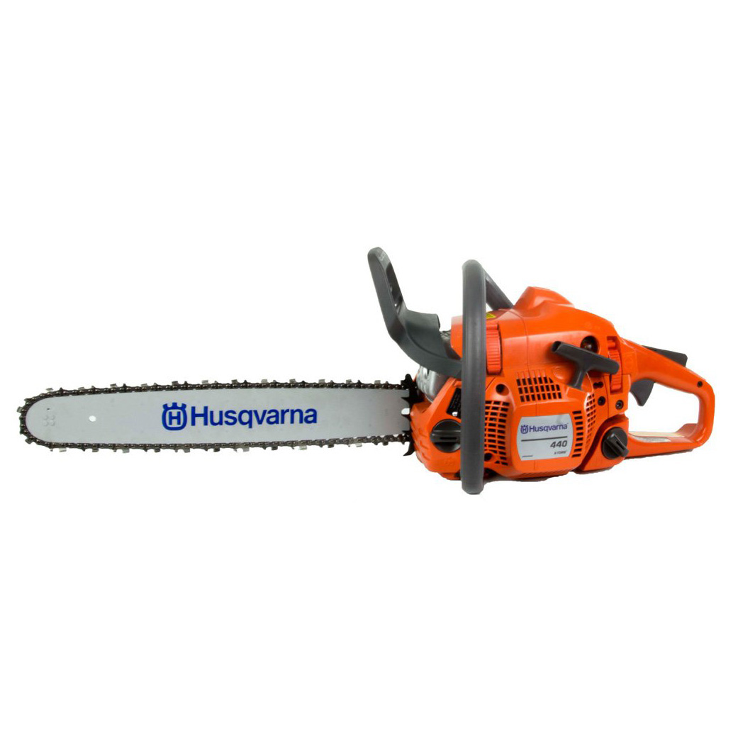 how to start a chainsaw husqvarna
