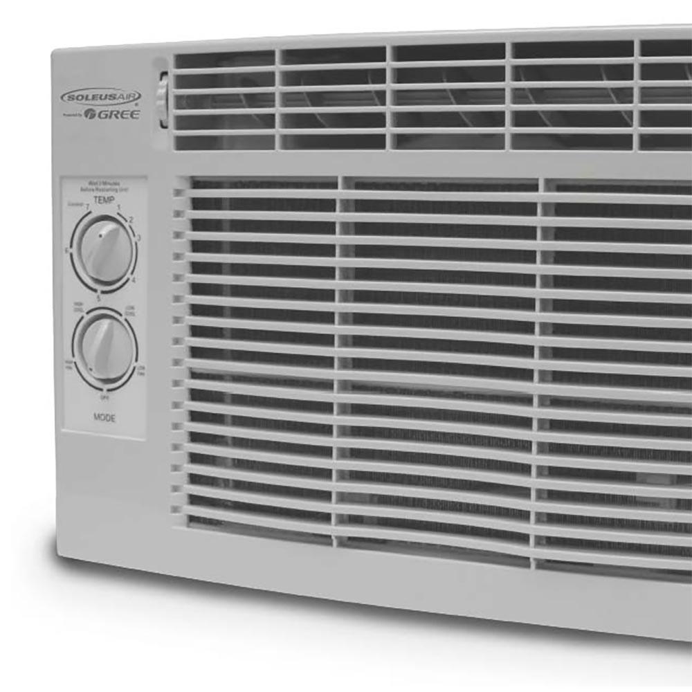 soleusair 5 000 btu 9 7 eer 115v 515 watt window mount air conditioner ac unit 840505102867 ebay. Black Bedroom Furniture Sets. Home Design Ideas