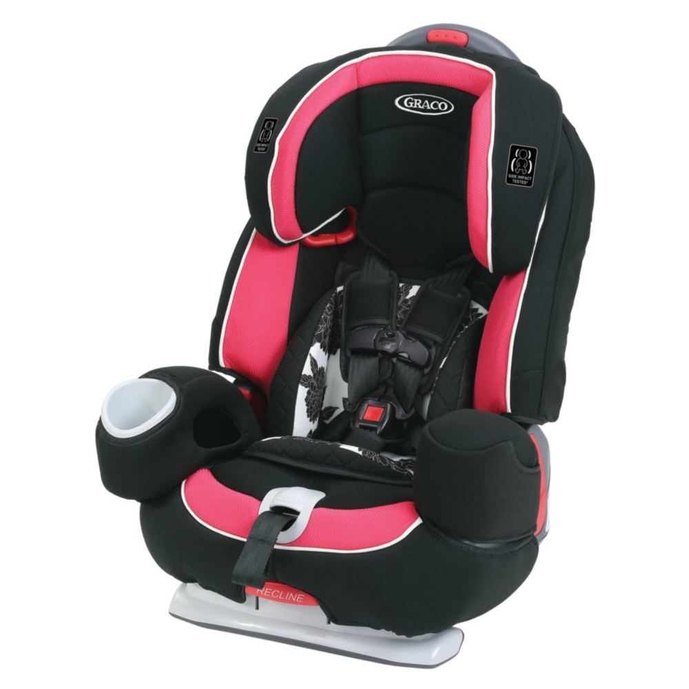 graco nautilus 80 elite 3 in 1 harness booster car seat azalea pink 1954839 47406135042 ebay. Black Bedroom Furniture Sets. Home Design Ideas