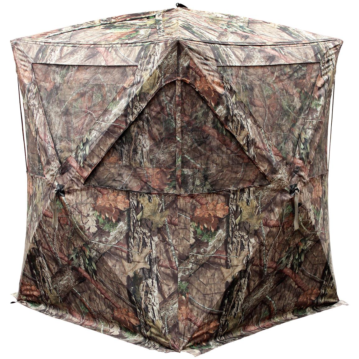 in archery bow ground october mistakes avoid big hunting blinds for to game treestands