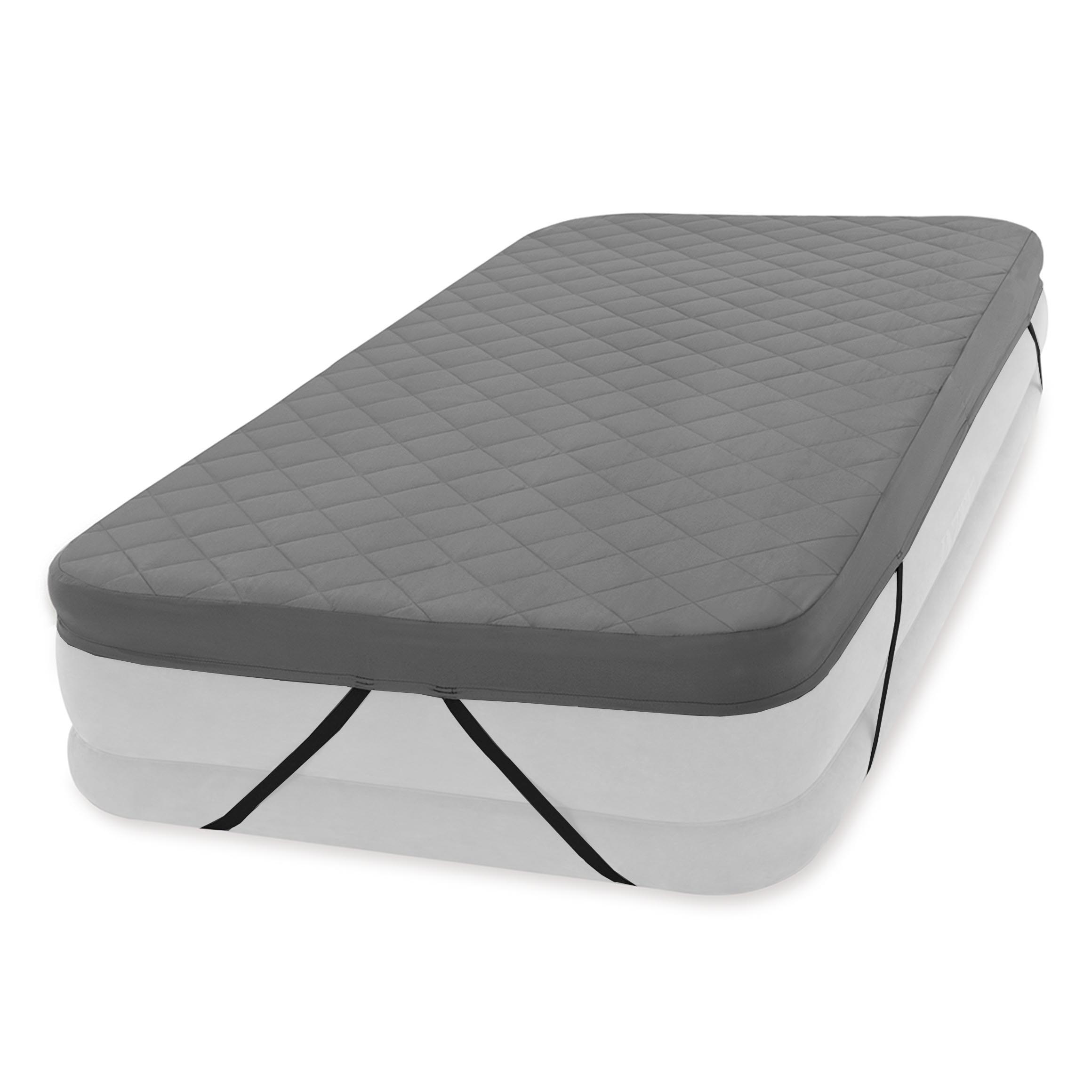 high intex airbed mattress deluxe durabeam single com twin air walmart ip