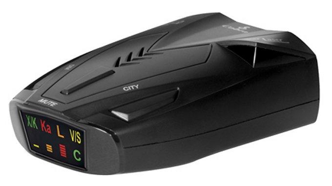 Cobra ESD-9275 9 Band Police Cop Car Escort Laser Radar Detector Gun Detection
