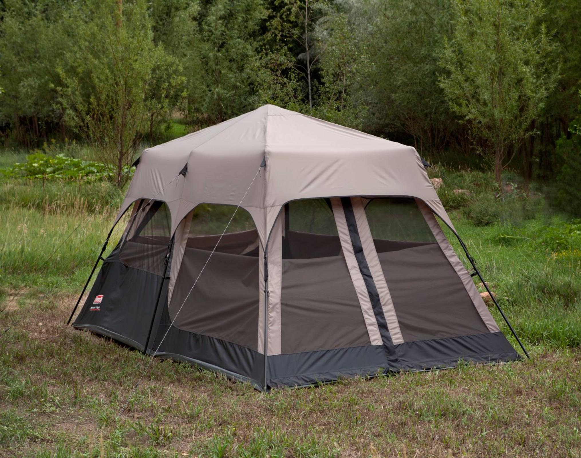 Coleman 14x 8 Feet RainFly Accessory for 8-Person Camping ...