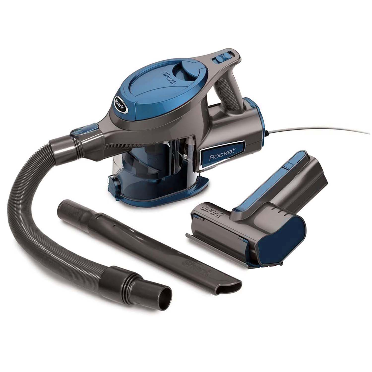 shark handheld vacuum shark rocket light corded handheld blue vacuum hv292 28879