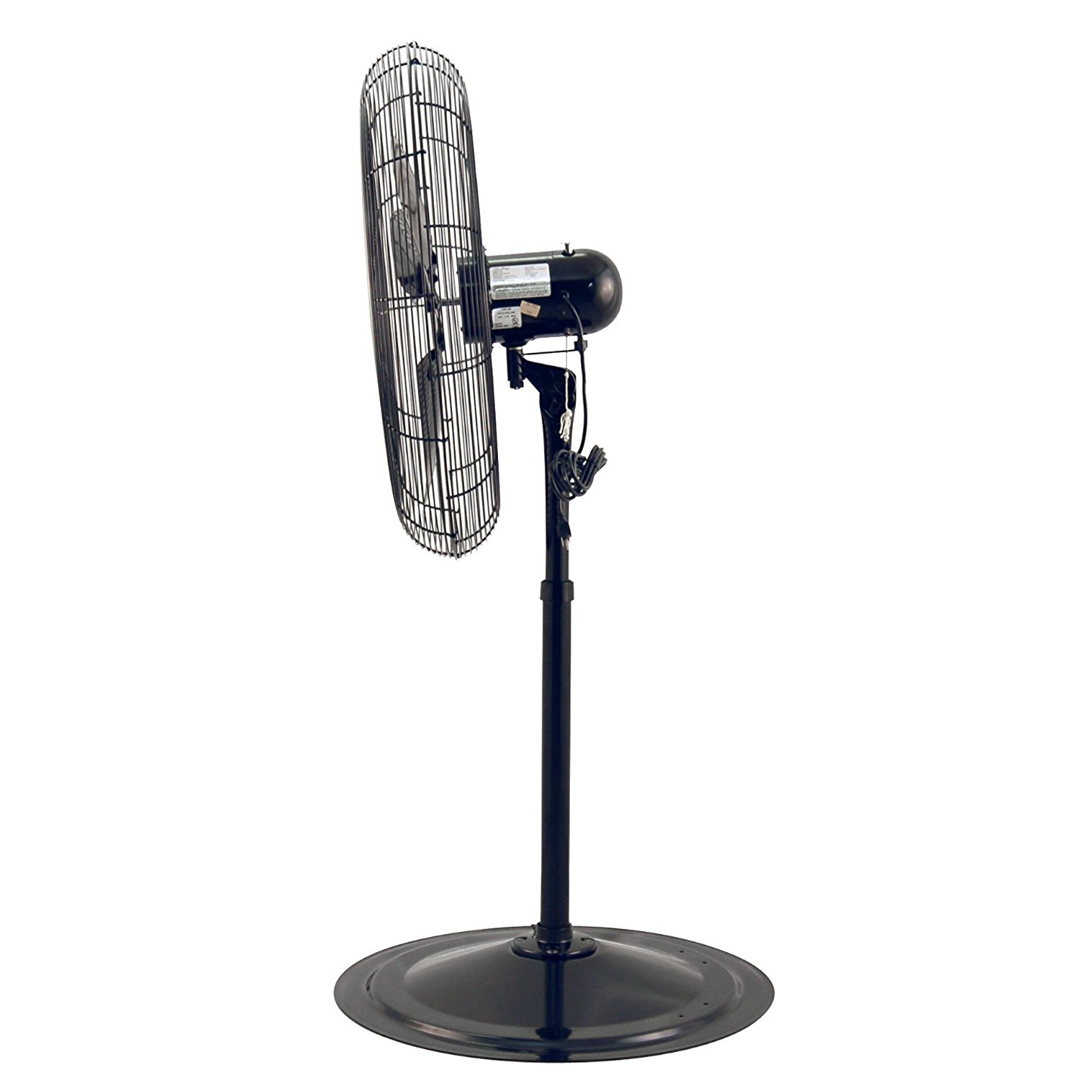 Air King 30 Quot 1 3 Hp Industrial Grade Adjustable Height