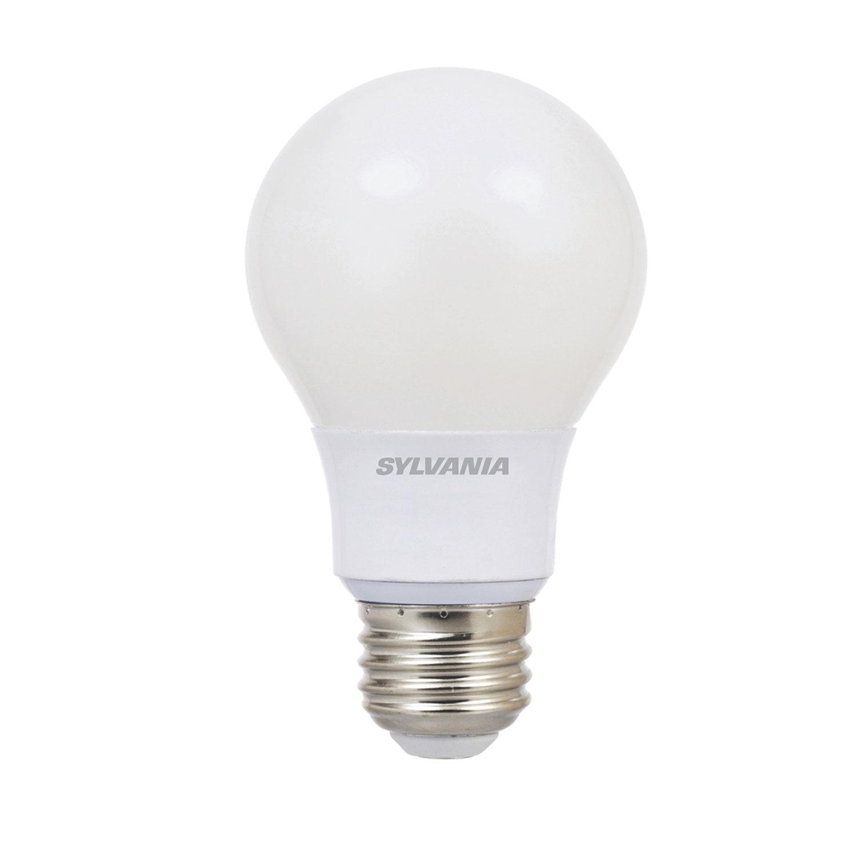 Details About Sylvania Ultra A19 40w 120v E26 Base Dimmable Daylight Led Light Bulb 24 Pack