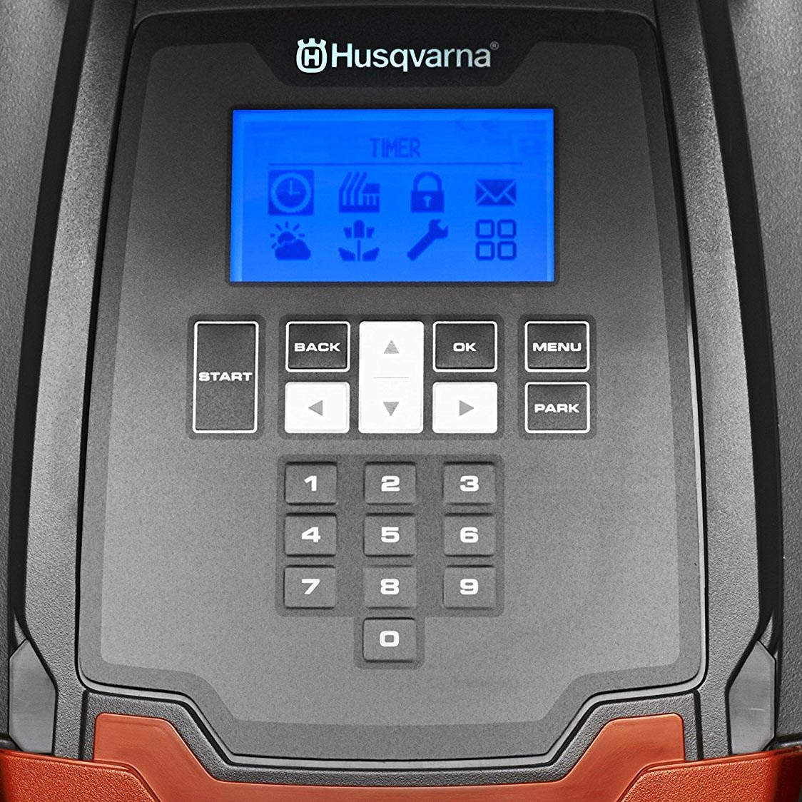 husqvarna automower 315 automatic robotic lawn mower w free medium install kit 842372125628 ebay. Black Bedroom Furniture Sets. Home Design Ideas