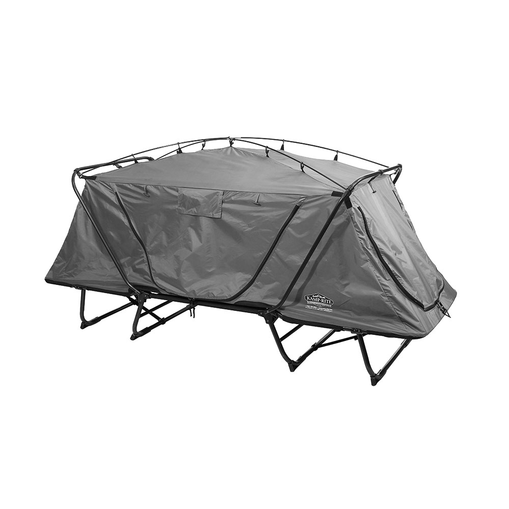 Kamp Rite Oversize Tent Cot Folding Outdoor Camping Hiking