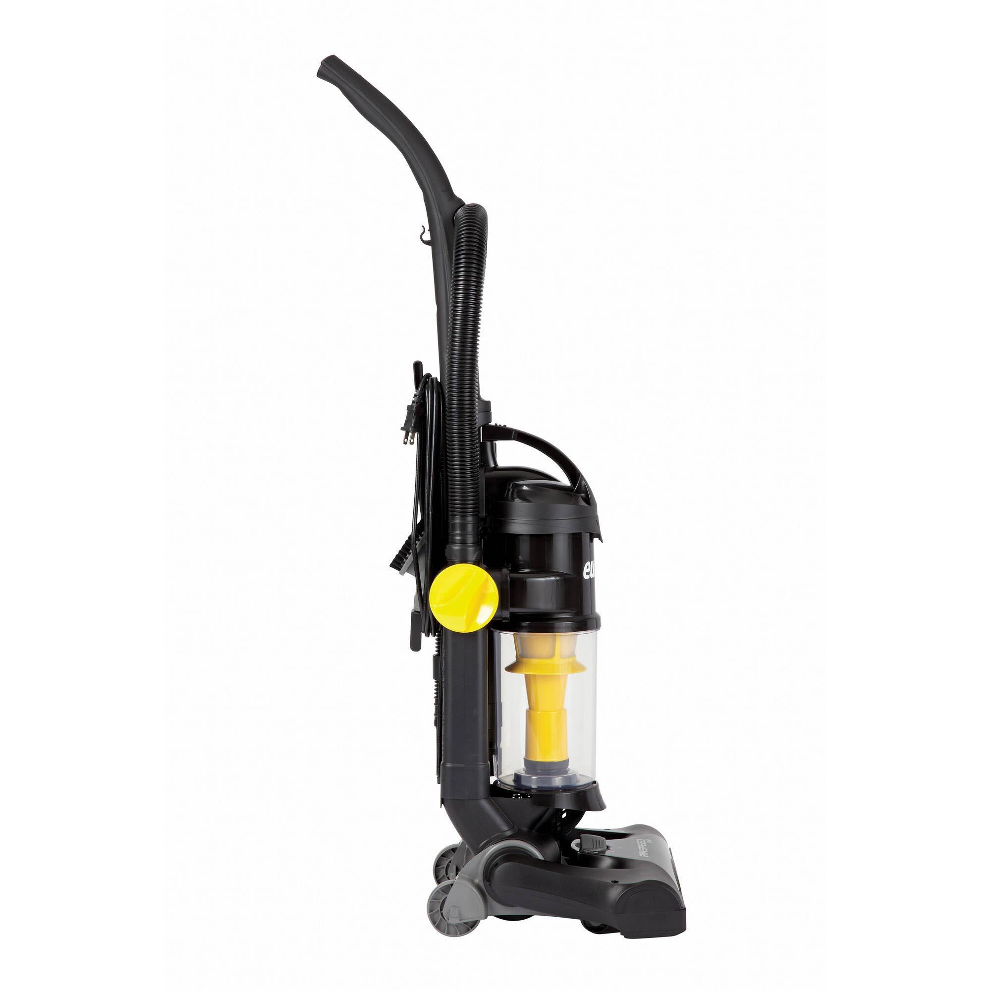 Yellow Eureka Bagless Vacuum Images