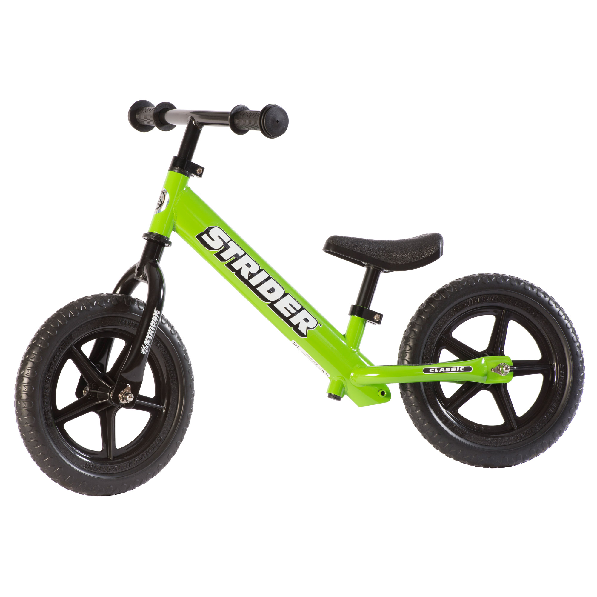 6bc0f89eedc Strider 12 Classic Entry Balance Bike for Toddler Kids 18 - 36 ...