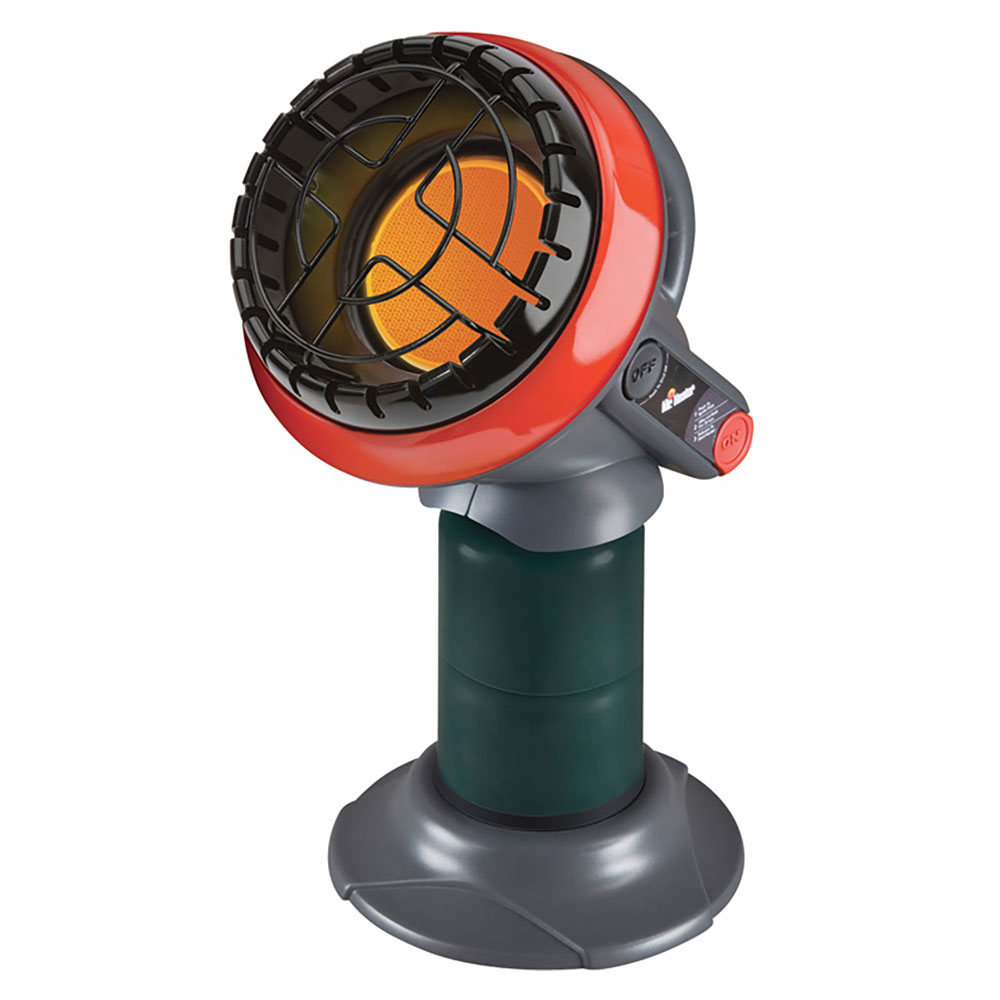 Mr Heater 3800 Btu Indoor Outdoor Portable Little Buddy