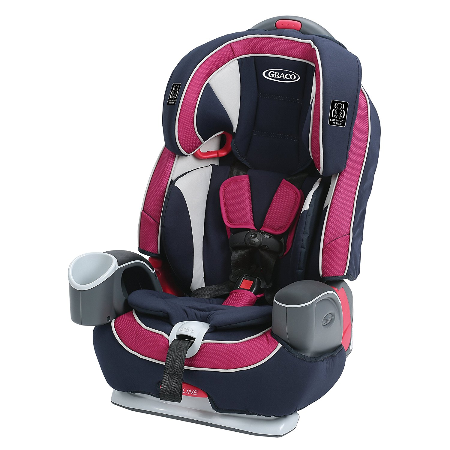 Image is loading Graco-Nautilus-65-3-in-1-Harness-Front-  sc 1 st  eBay & Graco Nautilus 65 3-in-1 Harness Front Facing Multi-Recline ... islam-shia.org