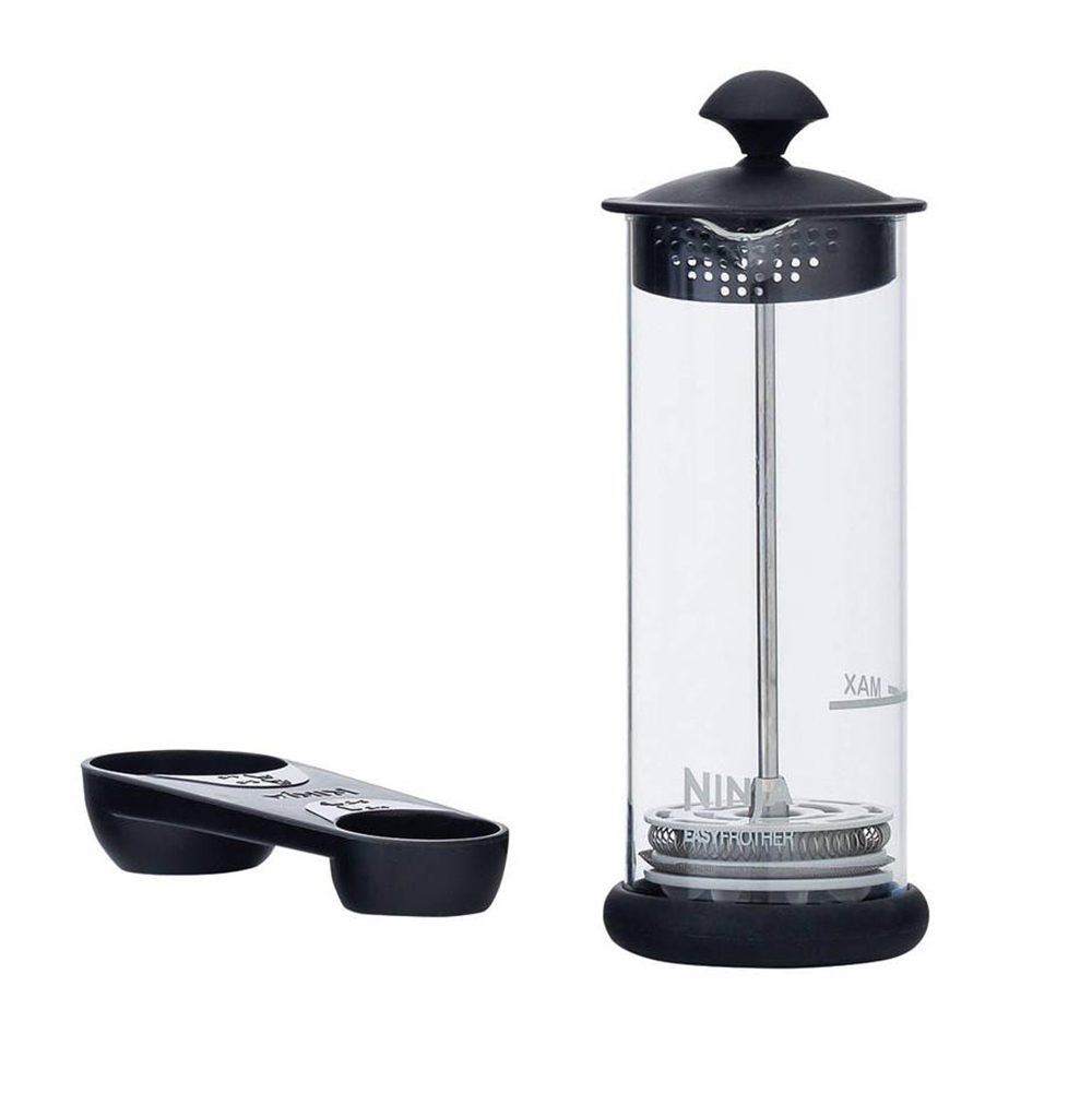 Cooks Coffee Maker Not Working : Ninja Glass Coffee Bar Machine w/ Glass Carafe & Frother + 100-Recipe Cook Book
