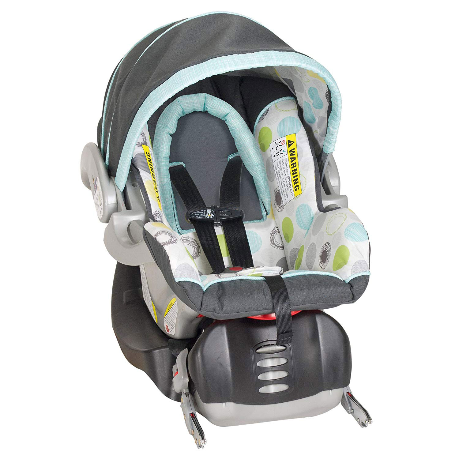 Baby Trend Nexton Lightweight Car Seat And Stroller Combo