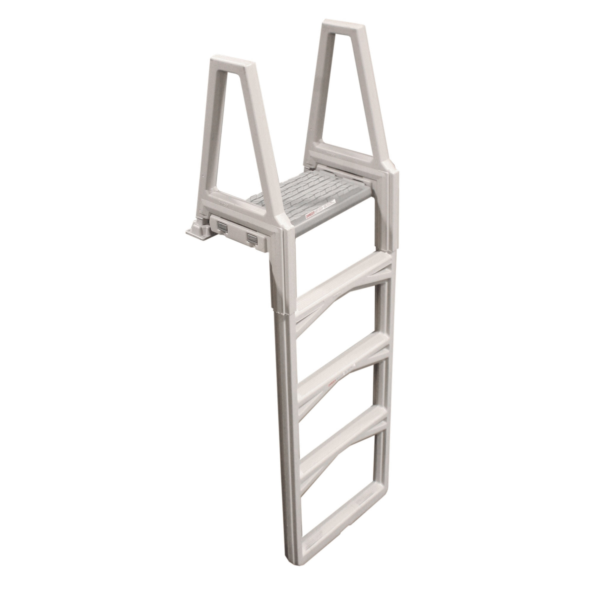 Confer sturdy adjustable above ground swimming pool ladder for 56 635