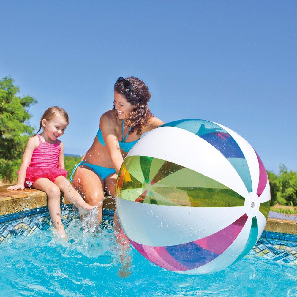 Intex Giant Classic Glossy and Colorful Inflatable Panel ...