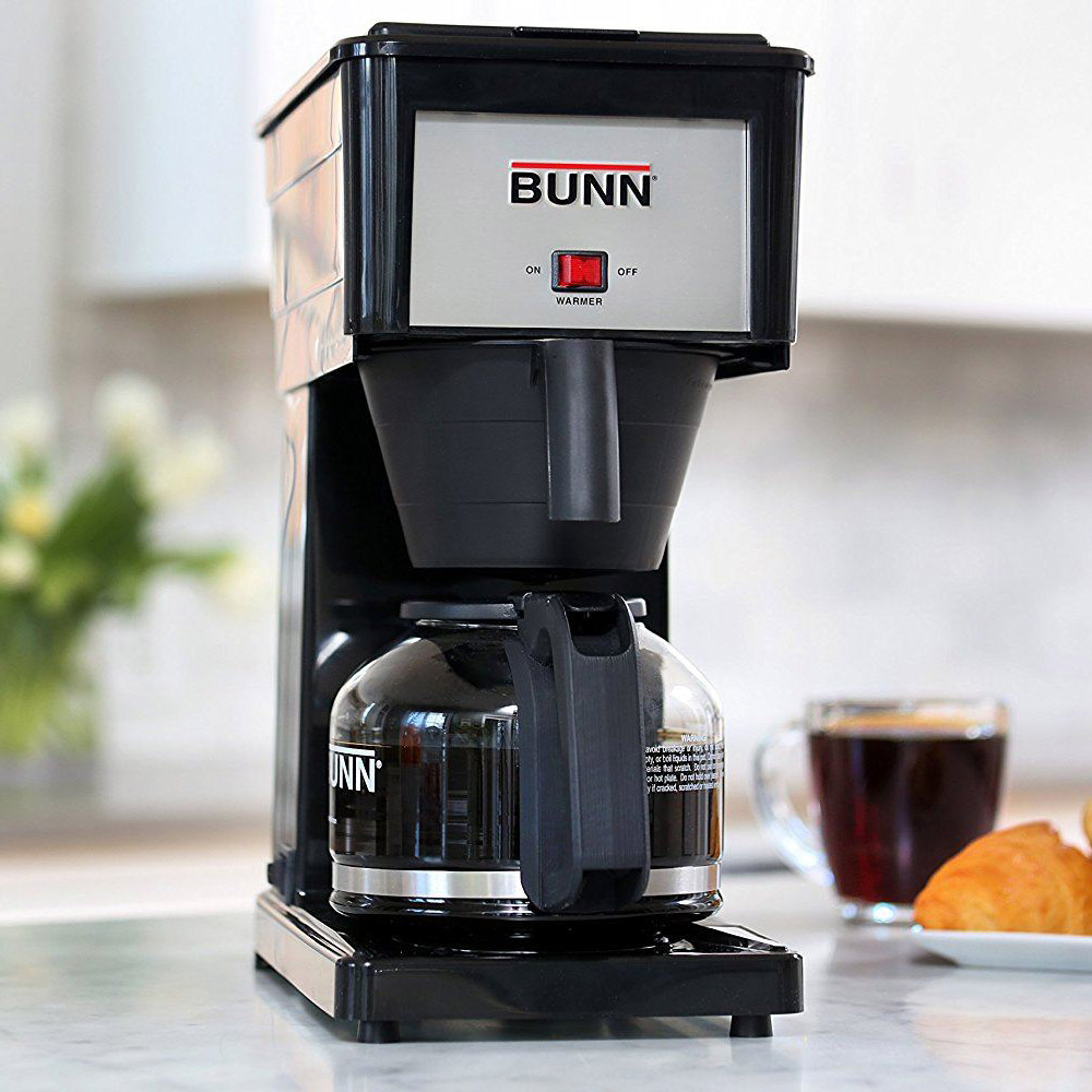 Bunn O Matic 10 Cup Velocity Professional Coffee Brewer (Certified Refurbished) eBay