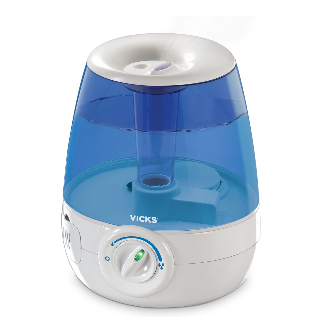 Vicks Filter Free 1 2 Gal Cool Mist Humidifier V4600d1