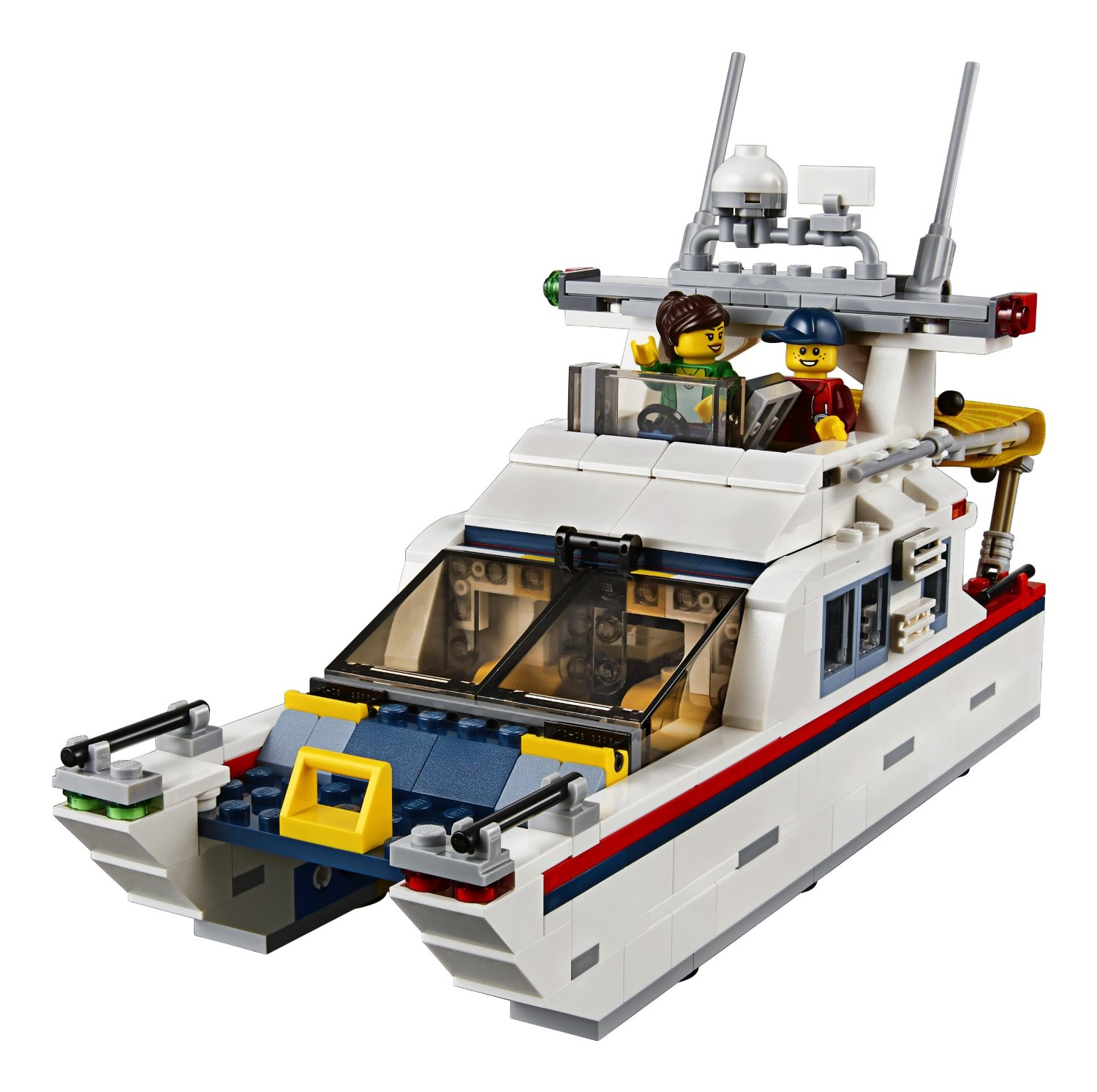 Lego Creator Vacation Getaway 3 In 1 Camper Summer Home