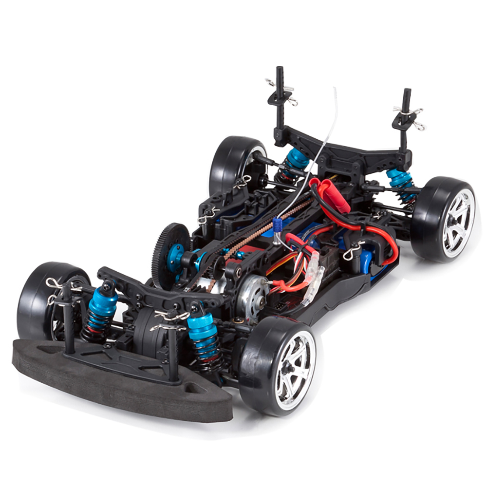 redcat racing thunder drift 1 10 scale 4wd on road