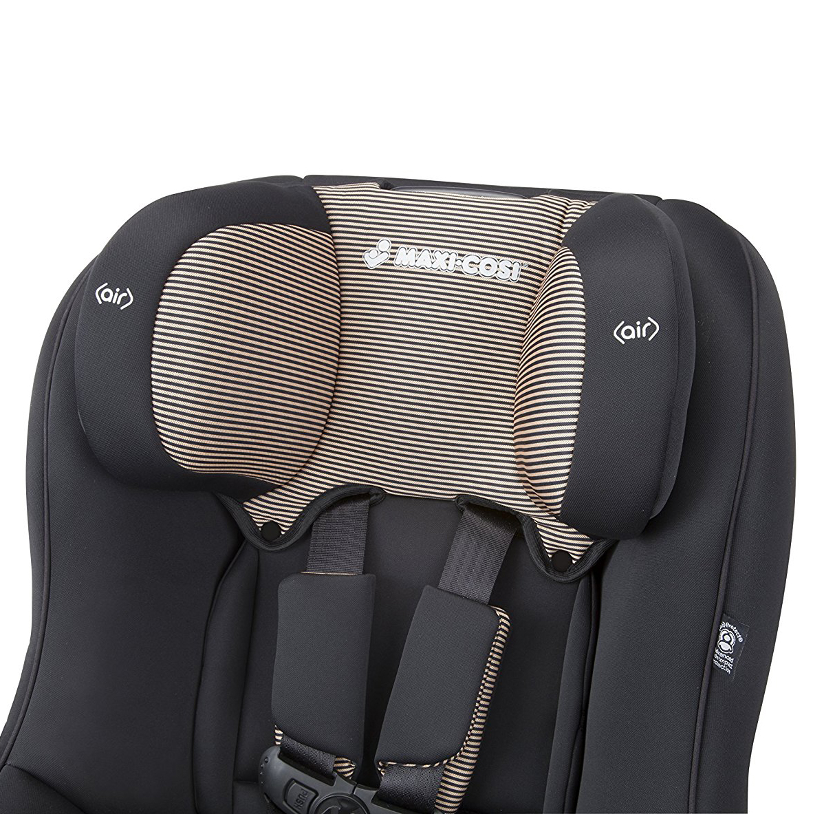 Maxi Cosi Pria 70 Convertible Baby Infant Toddler 2 In 1 Car Seat Black Toffee