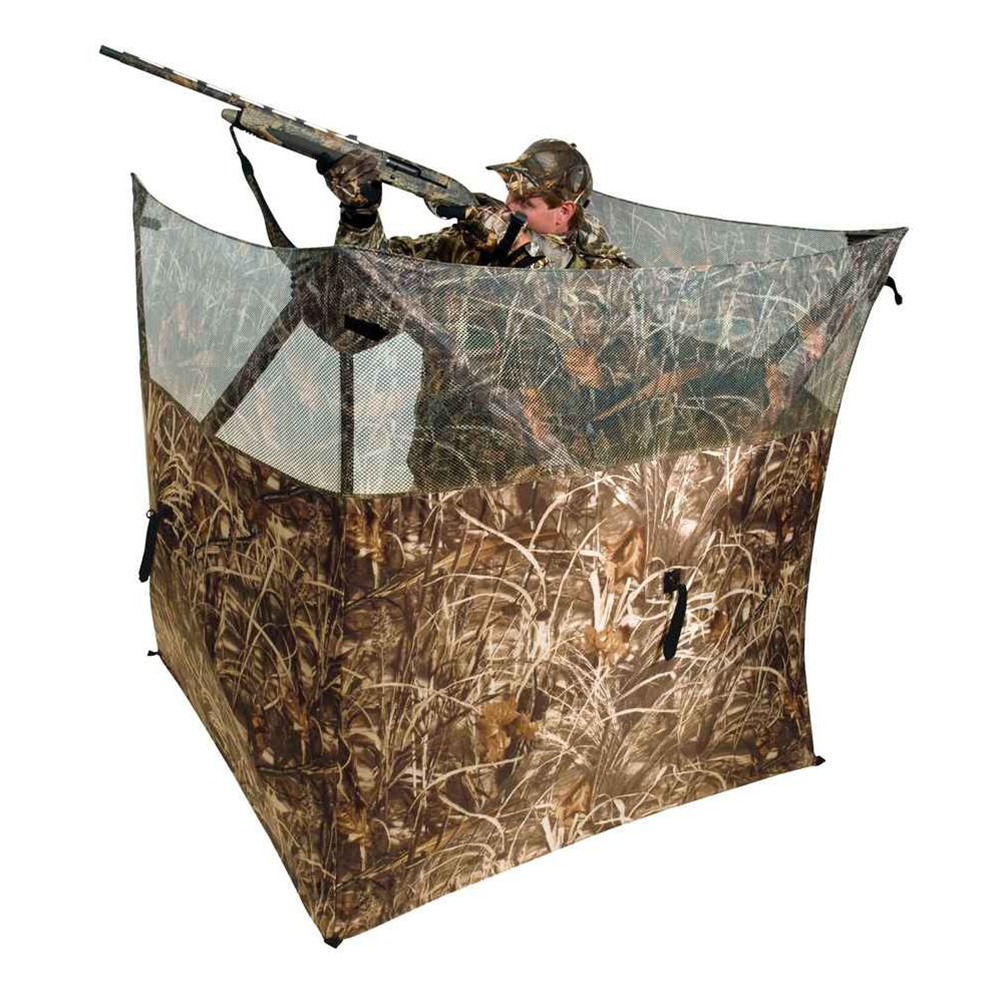 gear index pop up product at ground blind hunting ts blinds guide
