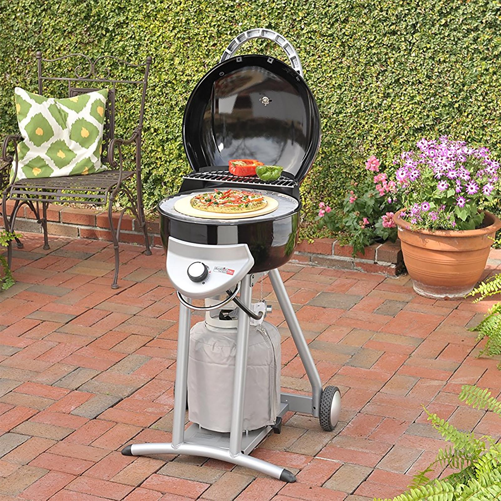 Char Broil Patio Bistro 240 Tru Infared Compact Gas Grill