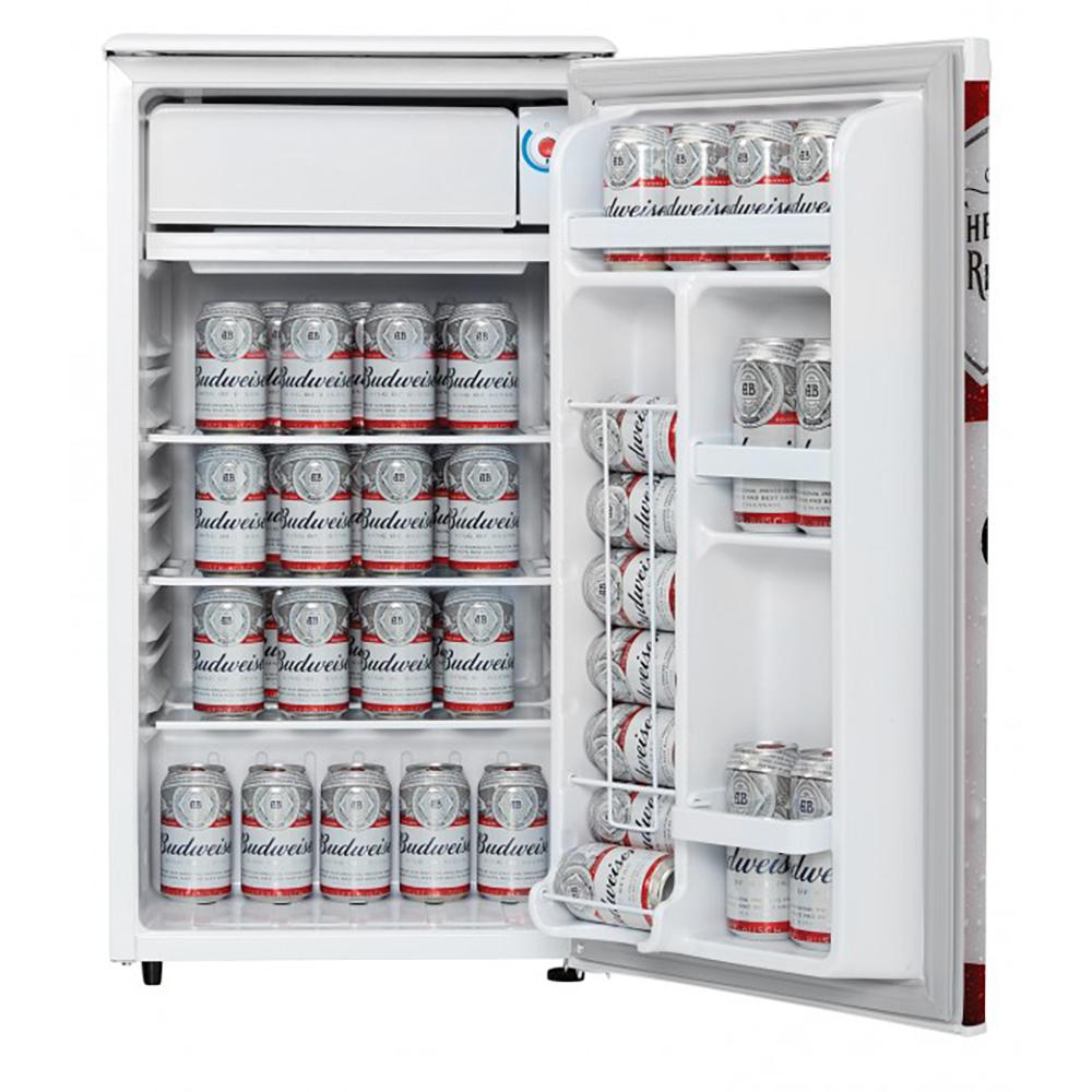 Danby Budweiser Logo Beer Compact Mini Mancave Bar Dorm