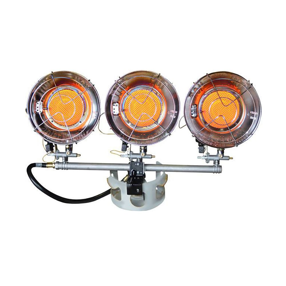 Mr Heater 45000 Btu 3 Tank Top Burner Spark Ignition