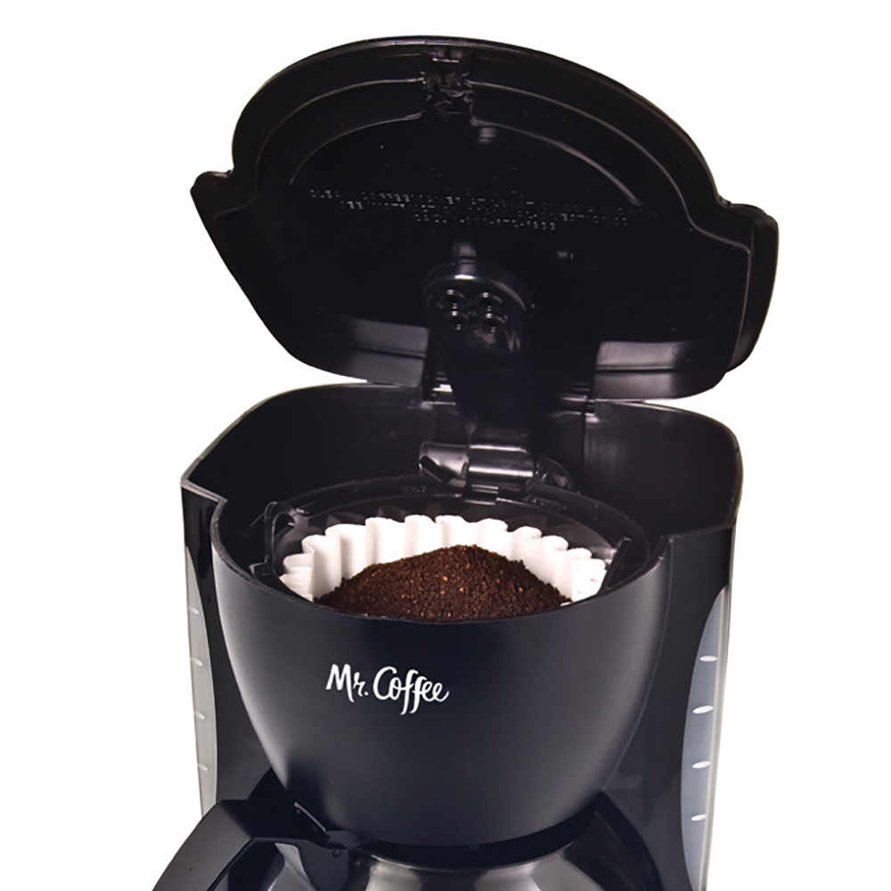 Mr Coffee Coffee Maker Turns On But Wont Brew : Mr. Coffee Simple Brew 5-Cup Programmable Coffee Maker with Auto Pause, Black 72179230779 eBay