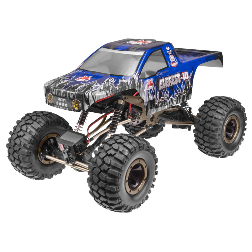 Redcat racing everest 10 1 10 scale rock crawler electric for Rc electric motor oil