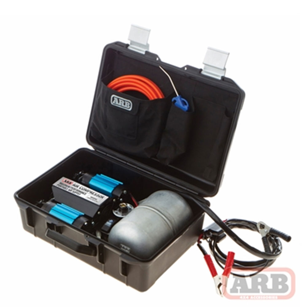 Arb Ckmta12 On Board High Performance Air Locker 12 Volt Twin Wiring Harness Compressor