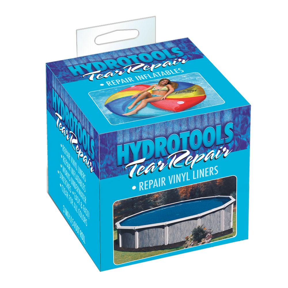 Swimline Tear Aid Underwater Vinyl Swimming Pool Liner