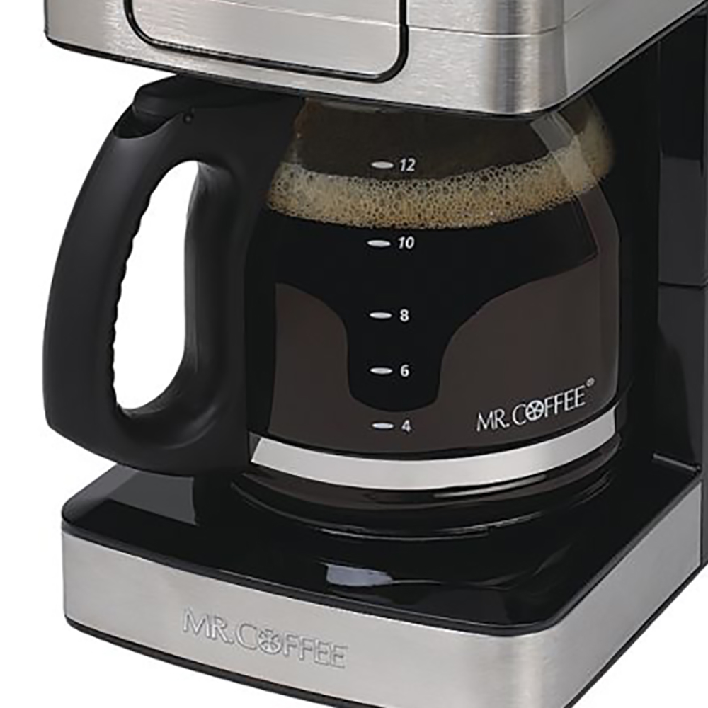 programmable coffee maker mr coffee 12 cup programmable coffee maker with auto 31084
