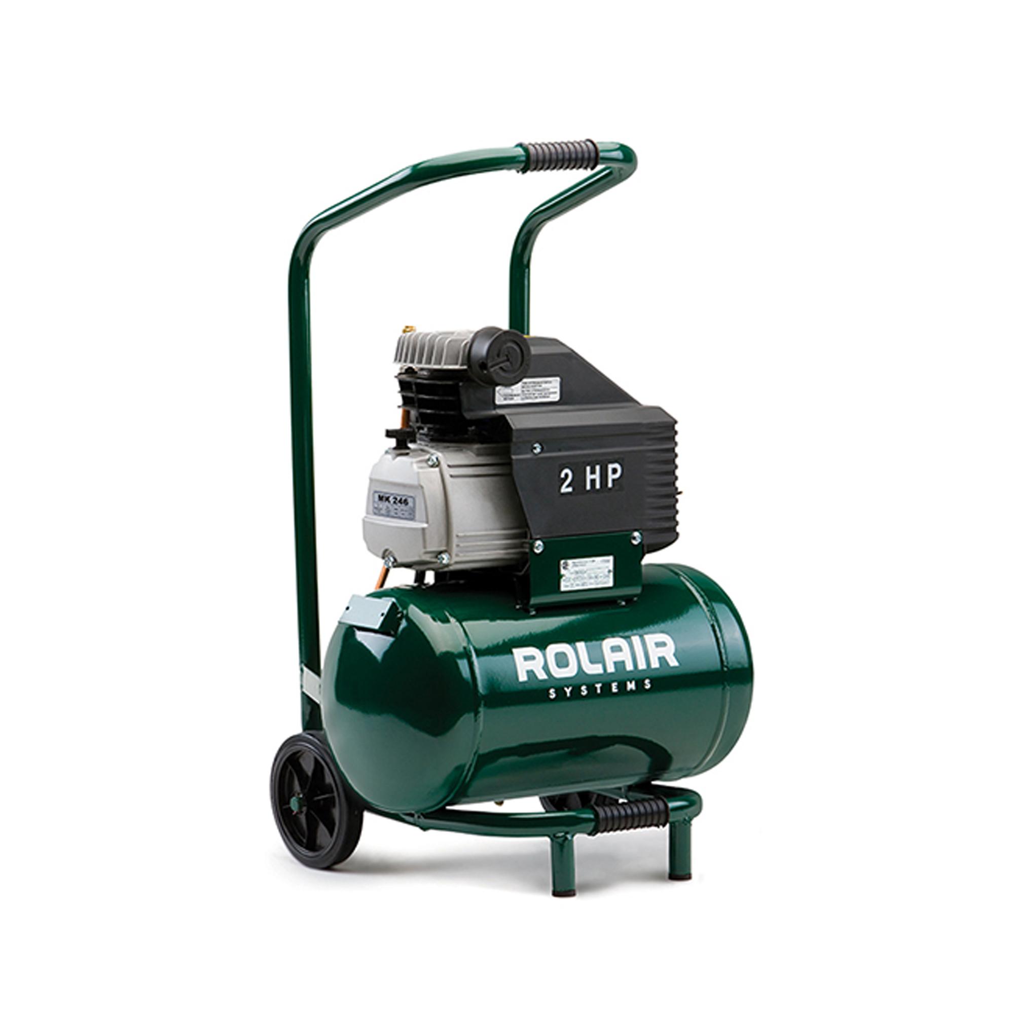 De S About Rolair Fc2002hbp Gallon Electric Wheeled Portable Home Use Air Compressor
