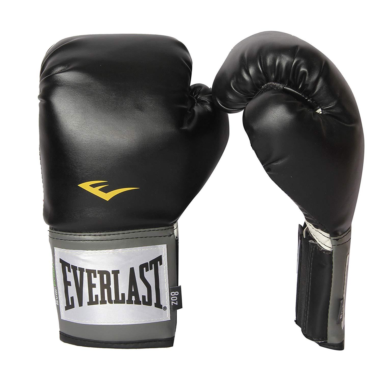f6820f6f9 Everlast Pro Style Full Mesh Palm Training Boxing Gloves Size 16 ...