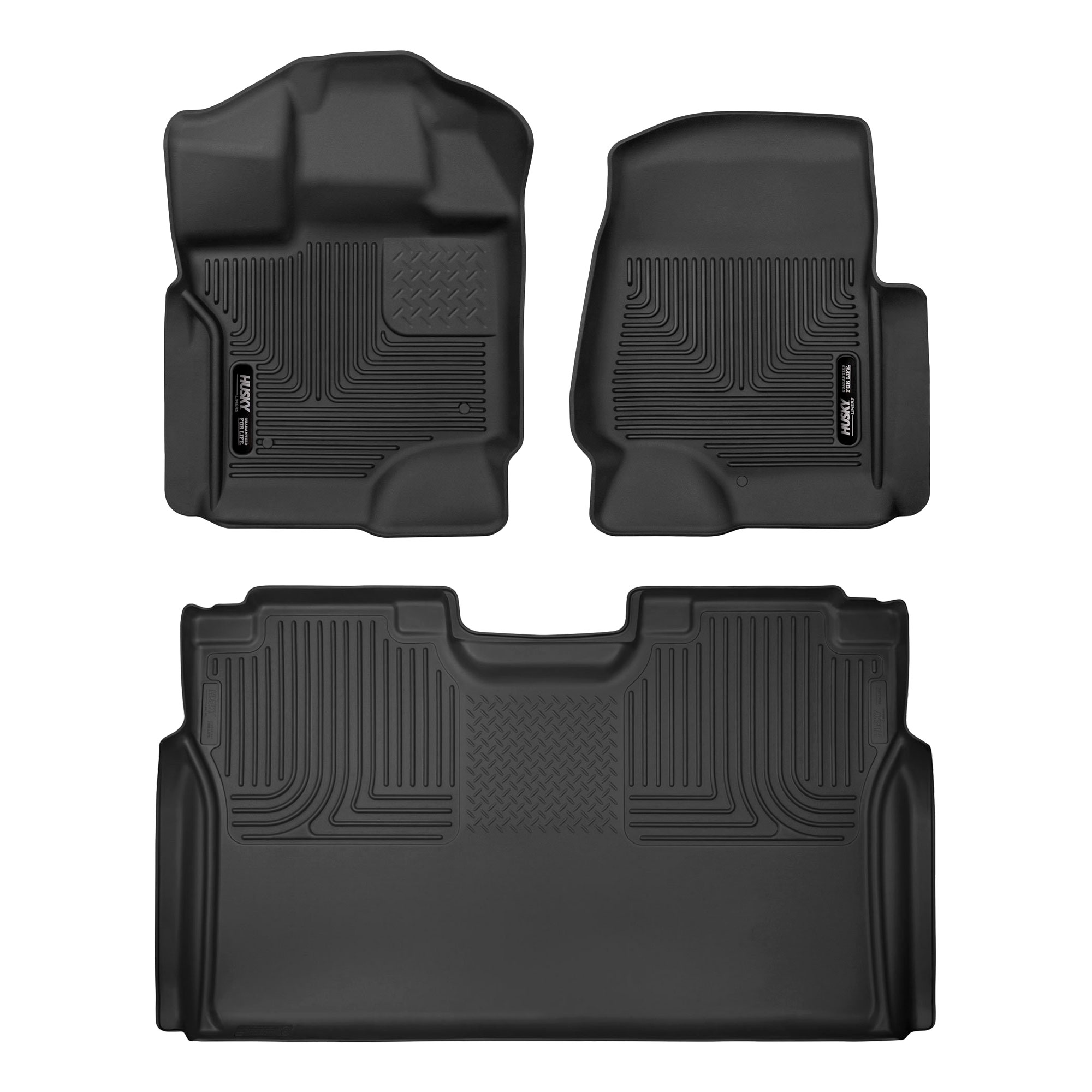 rear ford images mustang liners liner front black epim husky ex mats products original floor