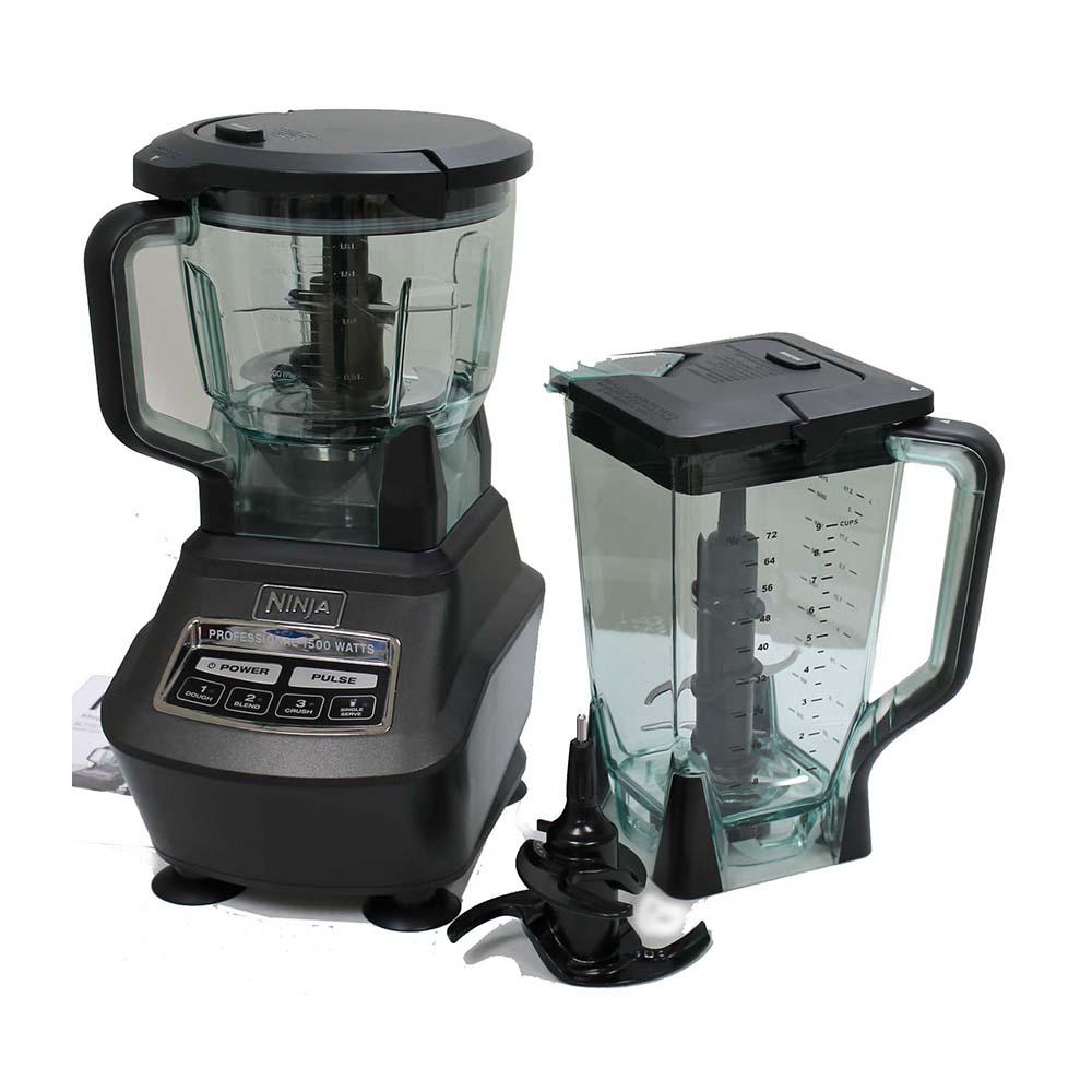 Ninja Mega Kitchen System Blender Food Processor Mixer Refurbished Bl770 Rb