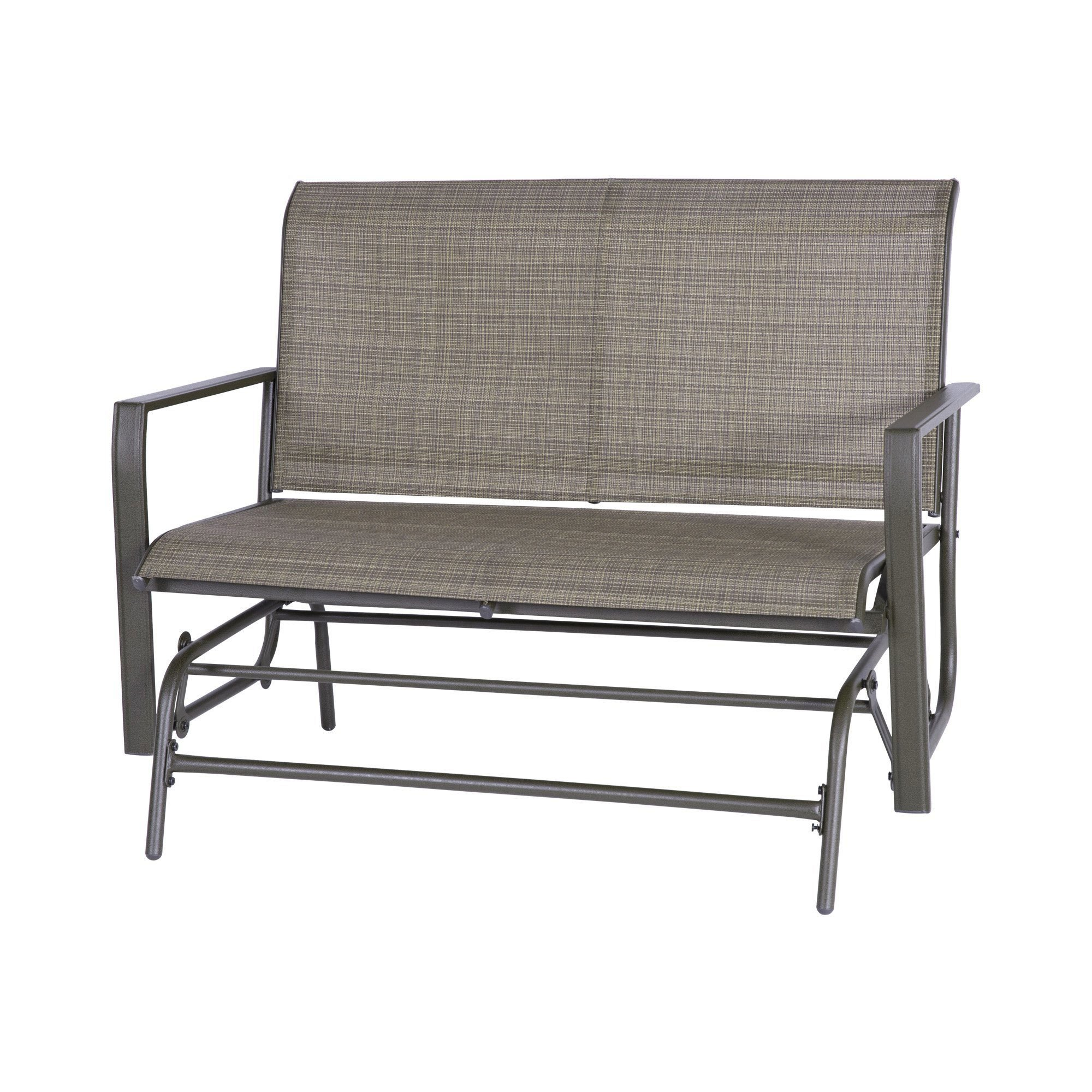 Cloud mountain outdoor furniture porch patio glider sofa couch swing bench chair