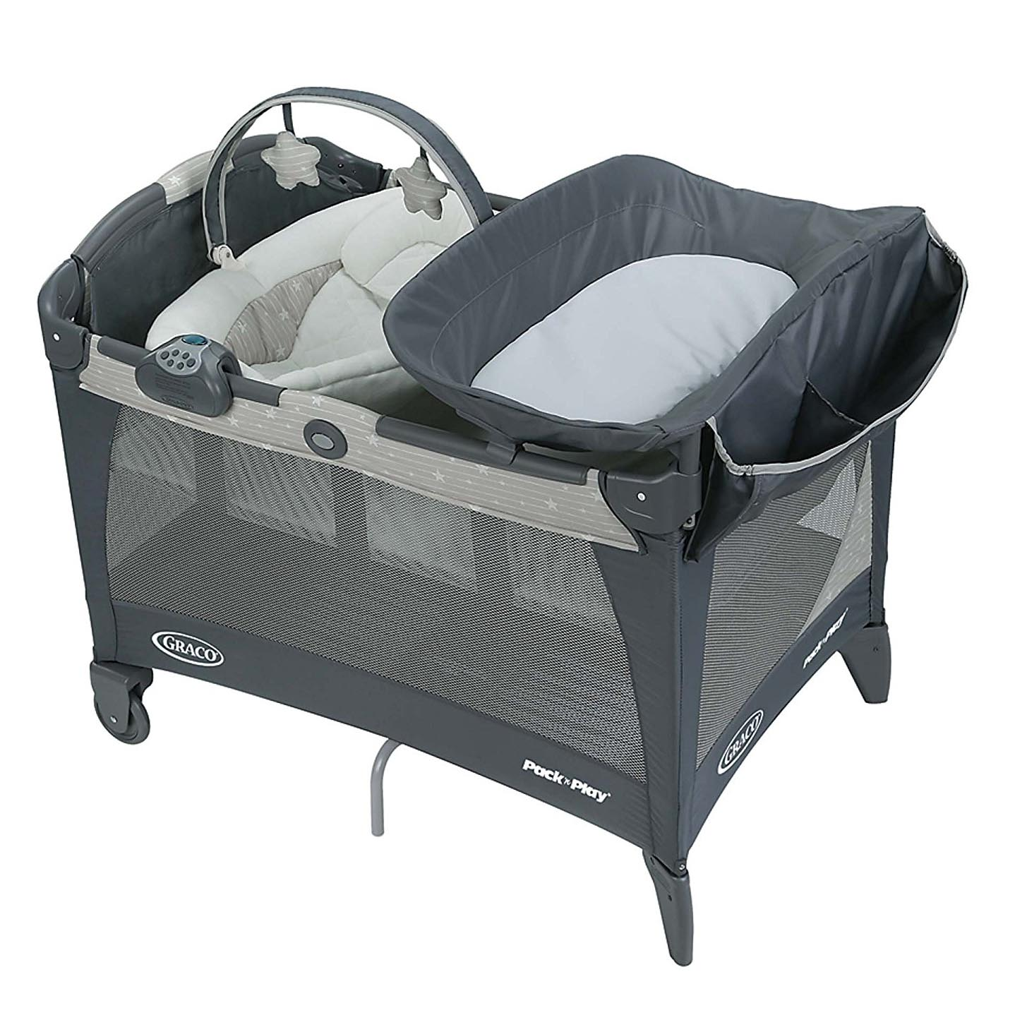 Graco Pack N Play Portable Playard Carnival Portable Charger Cost Portable Radio With Excellent Fm Reception Portable Washer Ratings: Graco Pack €�n Play Playard With Newborn Napper Station LX