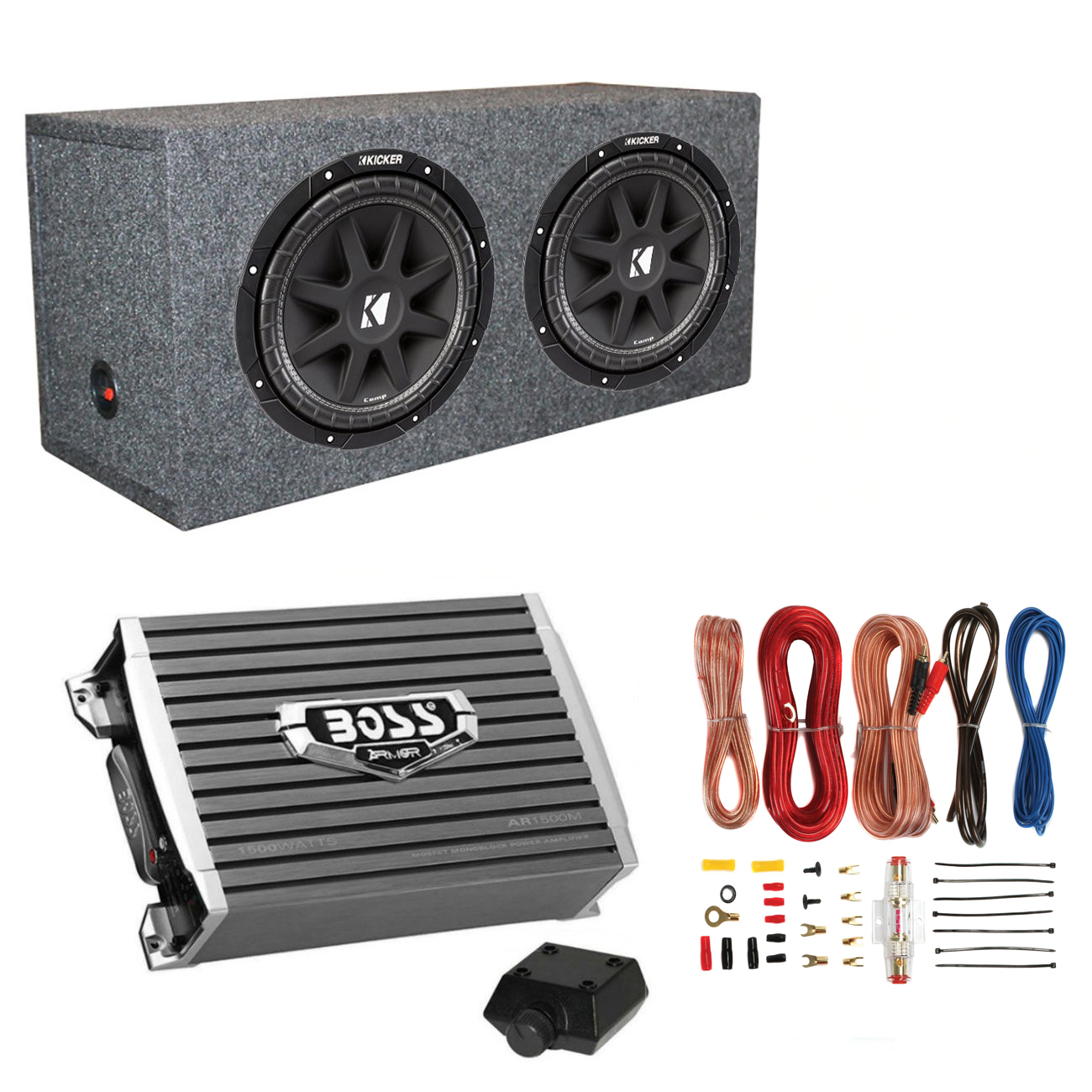 Details about Kicker 600 Watt 12