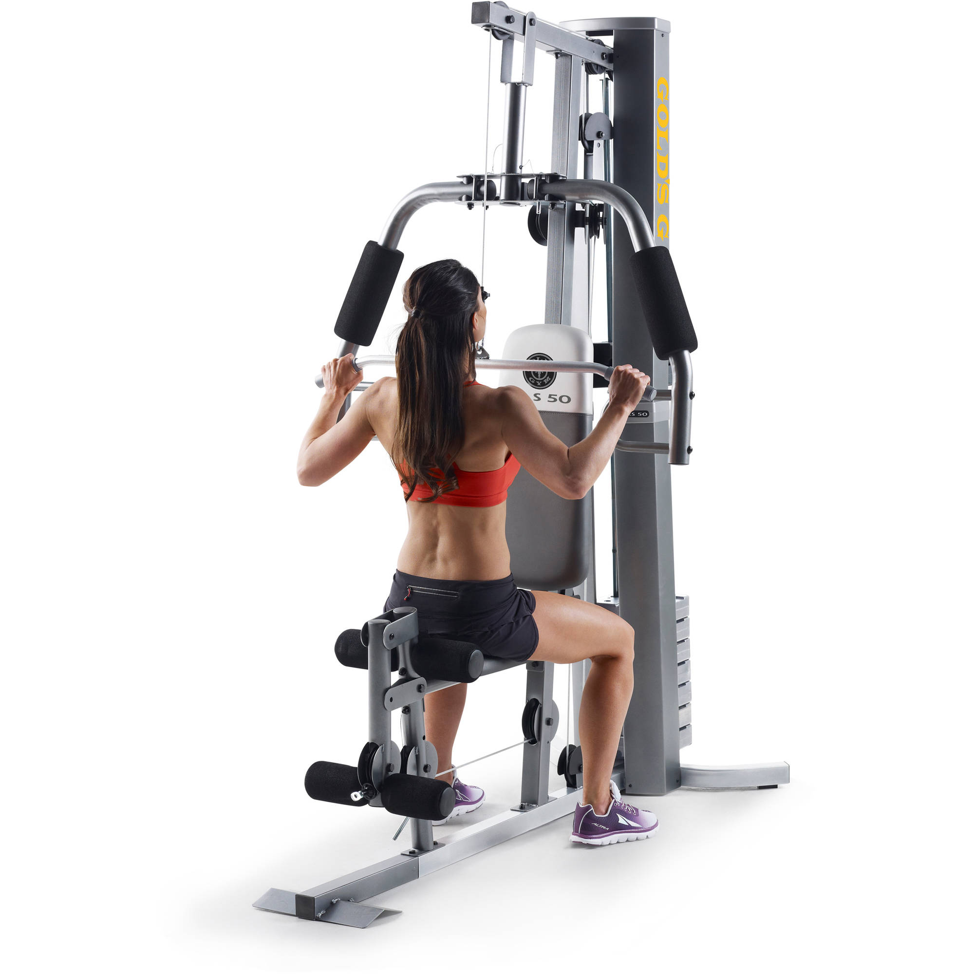 Gold S Gym Xrs 50 Home Gym Exercise Strength Workout