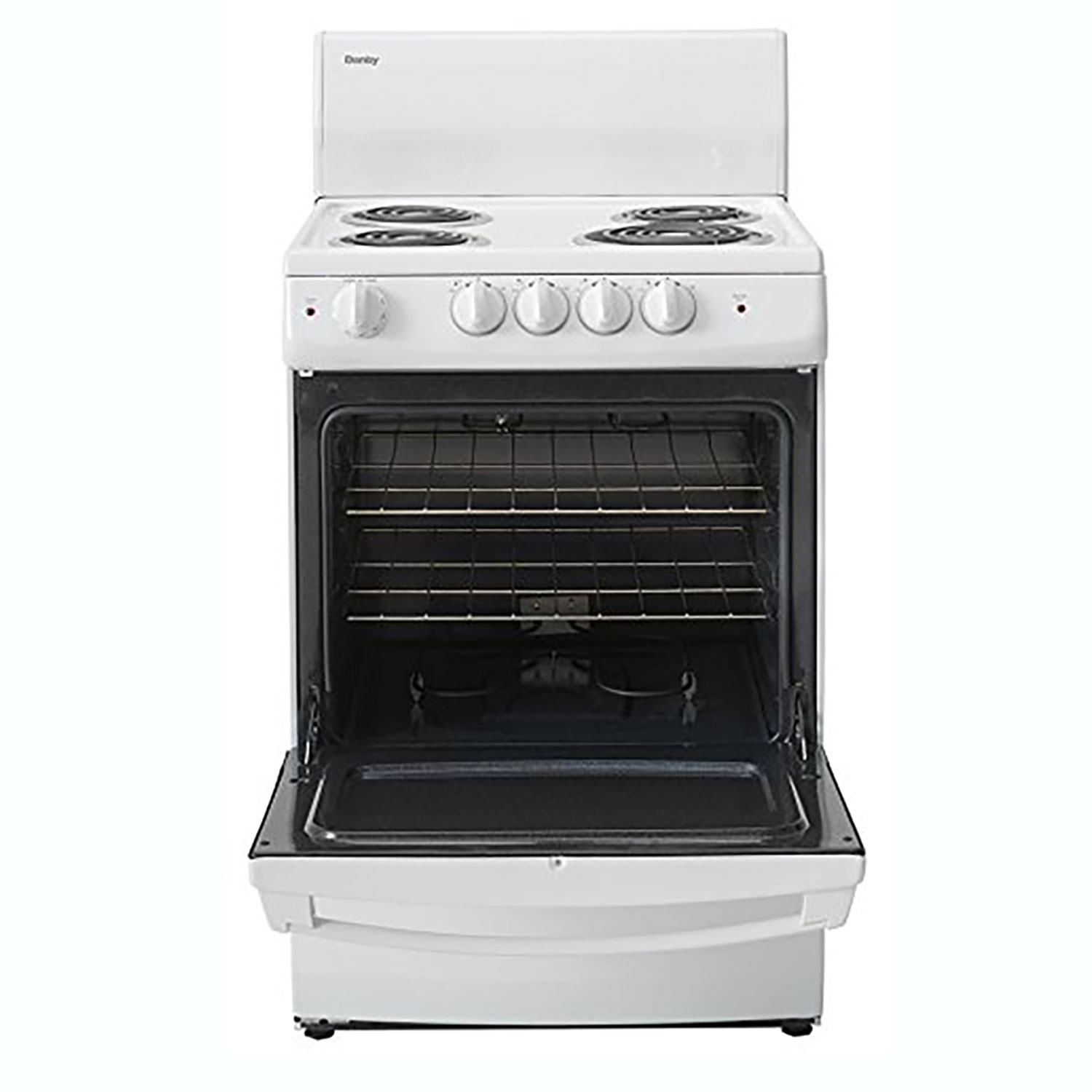 white electric range. Danby 3 Cubic Feet Apartment Compact Freestanding Electric Range Oven, White