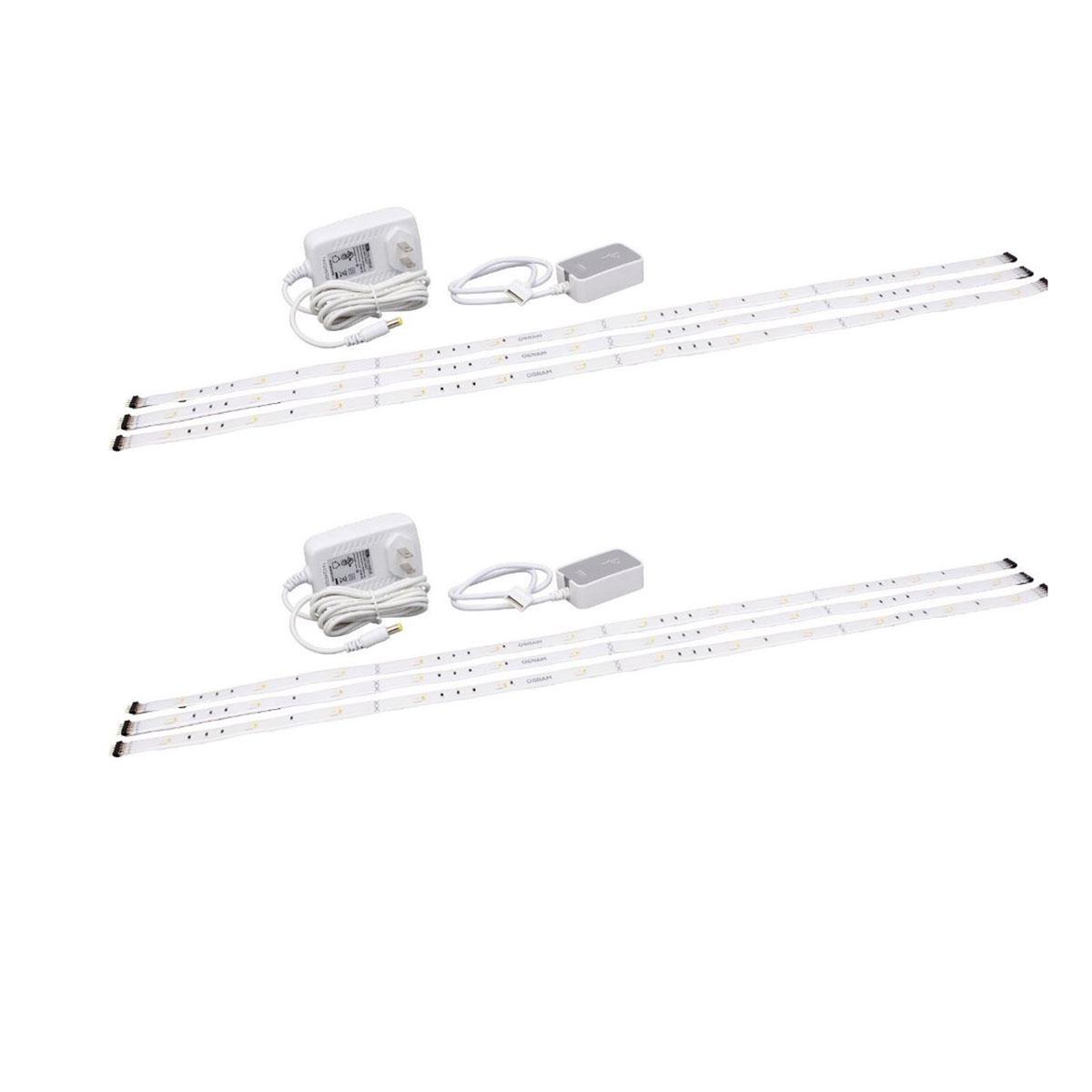 Sylvania Lightify Osram Flex RGBW LED Smart Connected 3 2