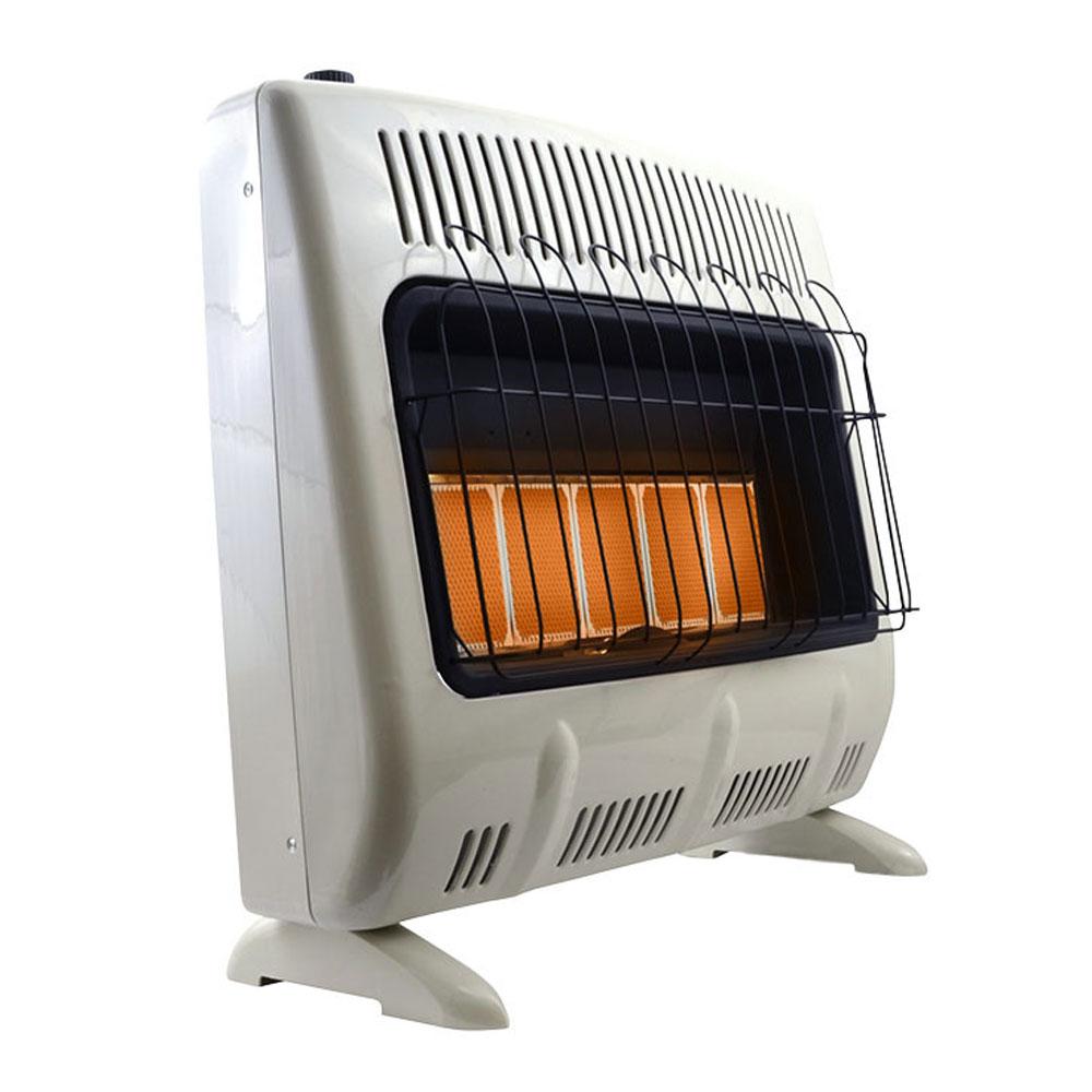 Mr Heater 30 000 BTU Vent Free Propane Indoor Outdoor