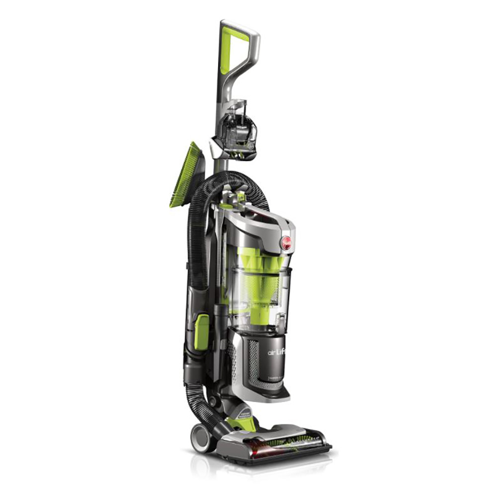 Hoover Air Lift Bagless Upright Vacuum W Lift Canister