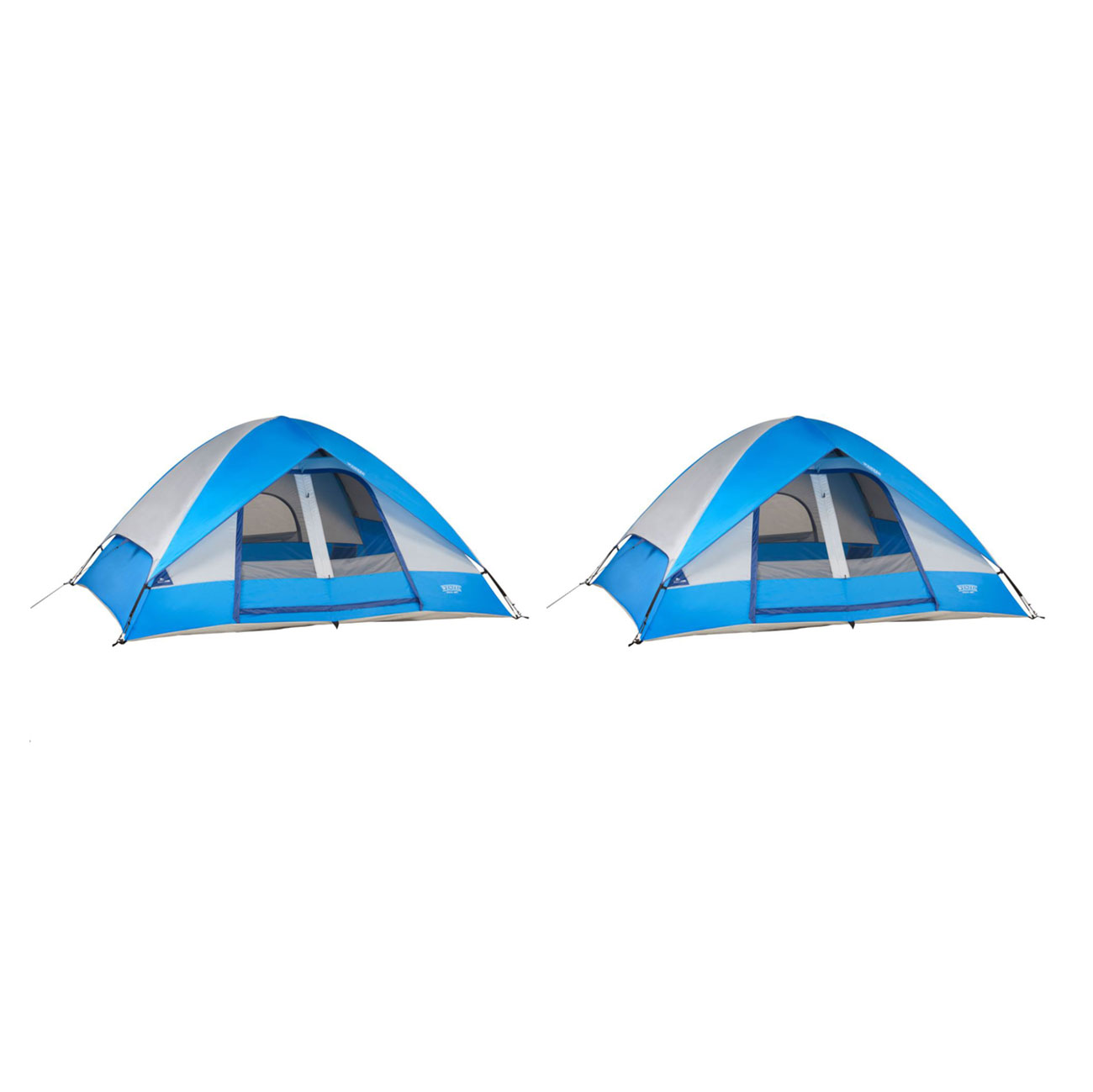 c70f1020bc4 Details about Wenzel 10 x8  Pine Ridge 5 Person Lite Reflect Dome Camping  Tent