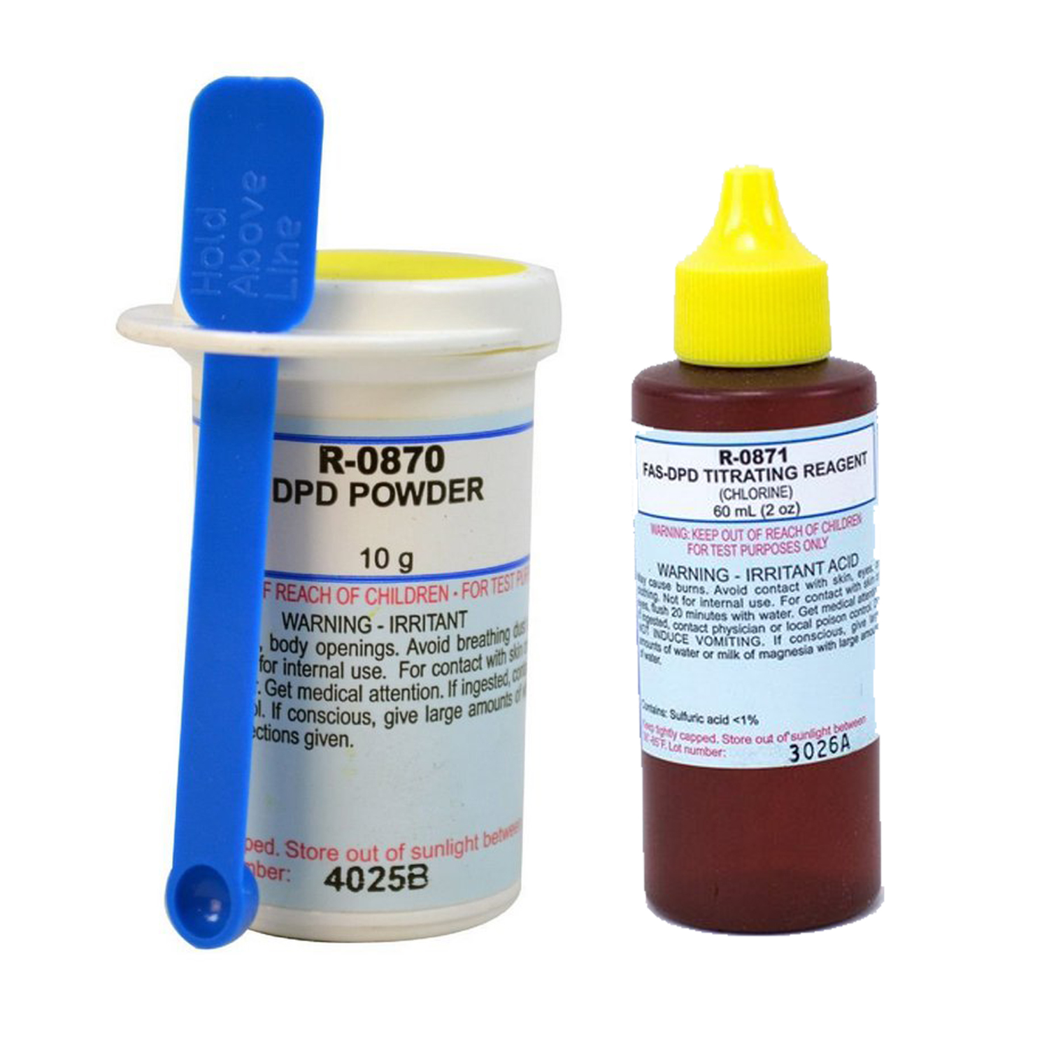 Details about Taylor Replacement DPD 10-Gram Powder w/ 2-Ounce Titrating  Reagent for Chlorine